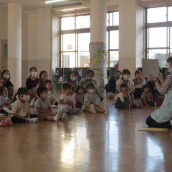 ミニ運動会(たまご組)